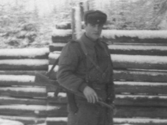 Rudi Siegmund diente von 1970 bis 1971 in der NVA