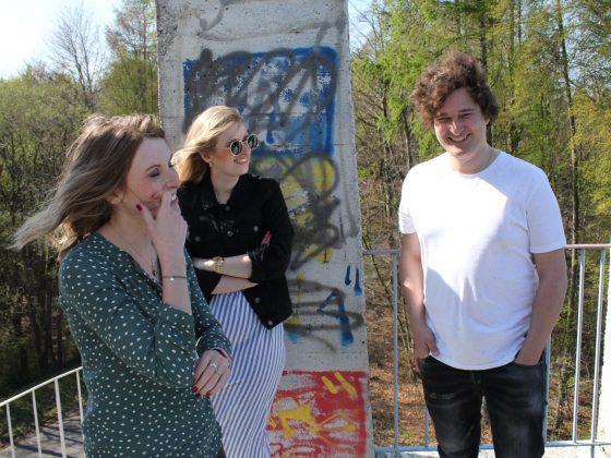 Diana Köberlein, Stella Becker und Björn Becker